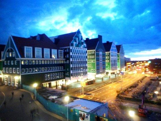 Inntel Hotels Amsterdam Zaandam : Zimmeraussicht