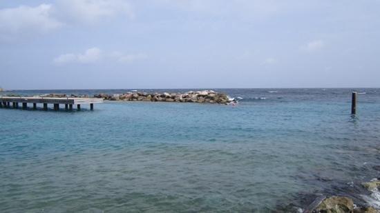 Sunscape Curacao Resort Spa & Casino: praia privada