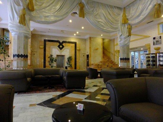 El Hana Palace Caruso Hotel : Hall