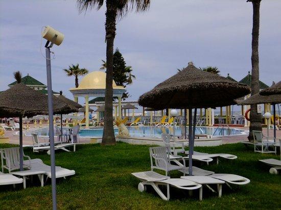El Hana Palace Caruso Hotel : outdoor