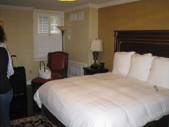 Hotel Mazarin : interno camera