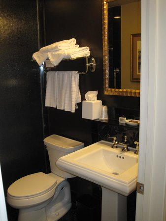 Hotel Mazarin: bagno