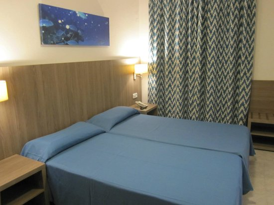 Ses Savines Hotel: HABITACION HOTEL SES SAVINES