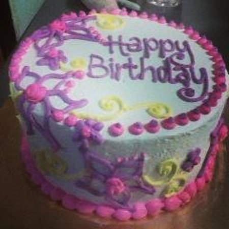 Pleasing Birthday Cakes Picture Of Cold Stone Creamery Omaha Tripadvisor Personalised Birthday Cards Paralily Jamesorg