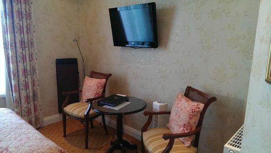 Granville Hotel : TV etc