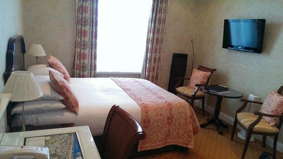 Granville Hotel : Bed