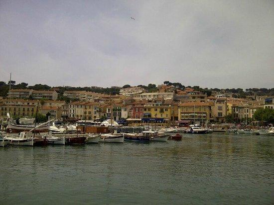 Hotel Cassitel : Le port de Cassis
