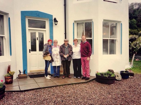 Cuilcheanna House: Saying goodbye!