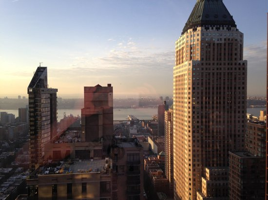 Crowne Plaza Times Square Manhattan : room view