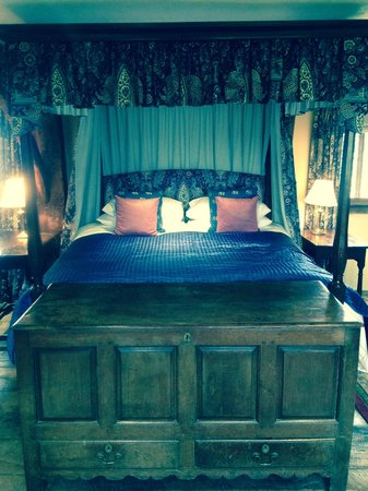 Long Crendon Manor: Laline Room