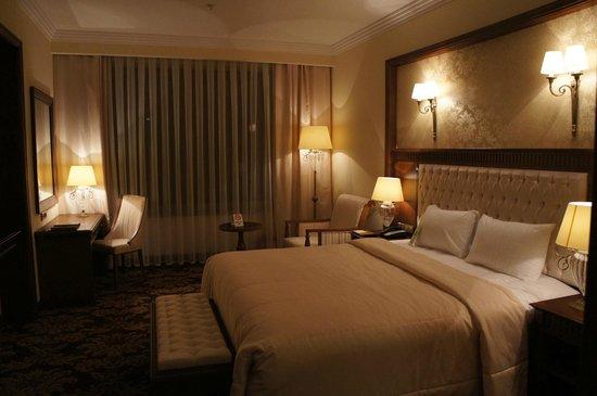 President Hotel Minsk: Комната