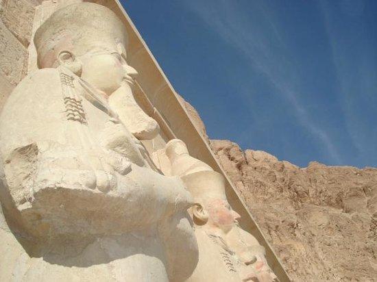 Jolie Ville Hotel & Spa - Kings Island, Luxor: Hatshepsut Temple