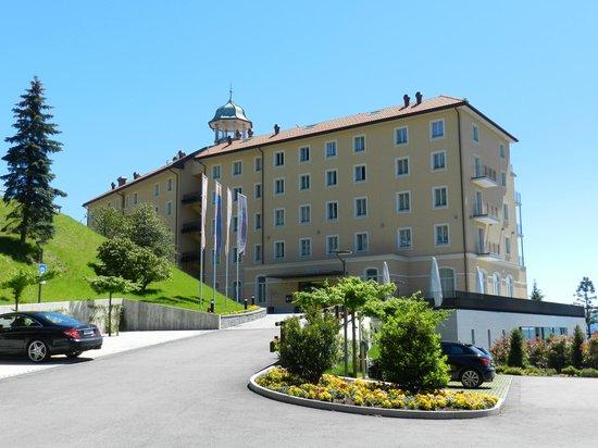 Kurhaus Cademario Hotel & Spa: Kurhaus Cademario