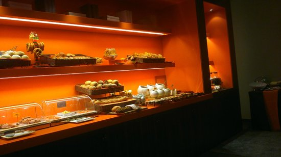Régent Petite France & Spa : breakfast