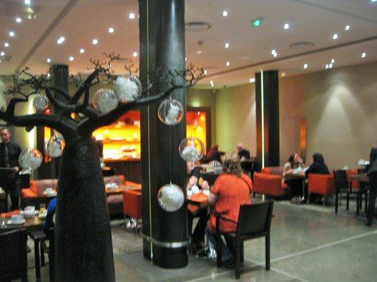 Régent Petite France & Spa : the lobby