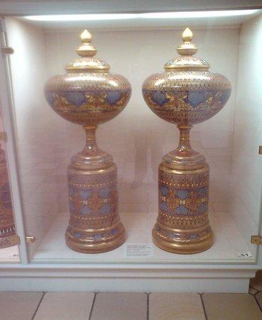Glasmuseum Passau: Hübsche Teile aus Glas
