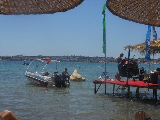 Tuntas Beach Hotel Altinkum: Water Sports!