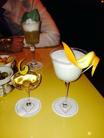 The Rivoli Bar at The Ritz Hotel London: the rivoli bar