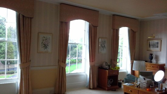 The Crescent Hotel: Our room - Londesborough