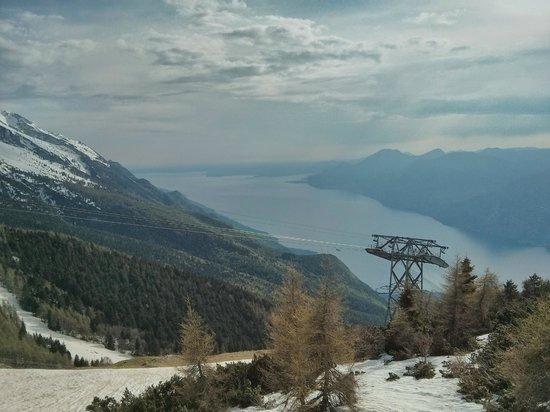 Monte Baldo: Lake Garda view #2