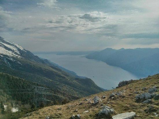 Monte Baldo: Lake Garda view #4