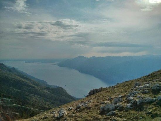 Monte Baldo: Lake Garda view #3