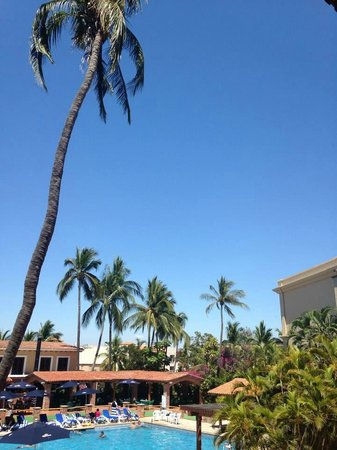 Hotel Playa Mazatlan: One of their Swimming pool @ Playa Mazatlan