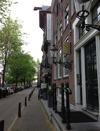 Singel Hotel Amsterdam : Hotel