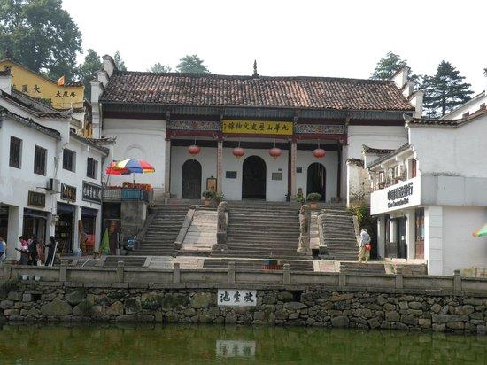 Jiuhuashan (Mountain of Nine Lotuses): Jiuhuashan 2