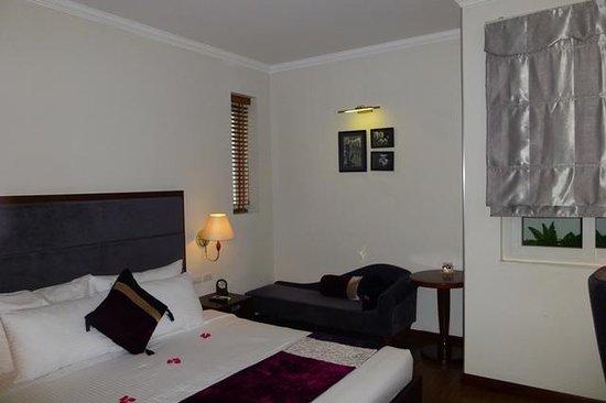 Essence Hanoi Hotel & Spa : Habitacion