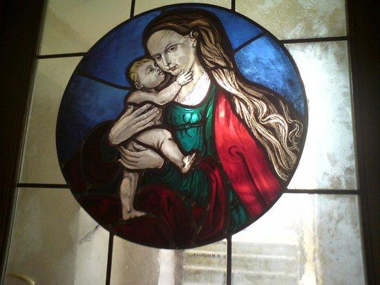 Wallfahrtskirche und Paulinerkloster Mariahilf: Fenster.
