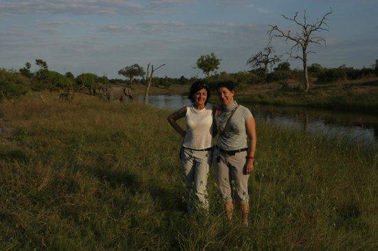 Savute Reserve: Lugar maravilloso para acampar