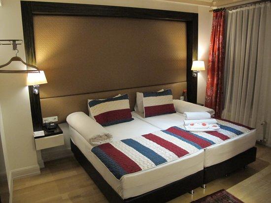 ottopera Hotel: chambre standard