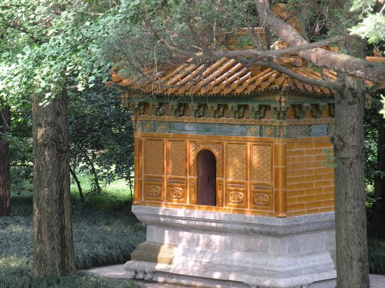 Xiaoling Tomb of Ming Dynasty: Tombeaux 2