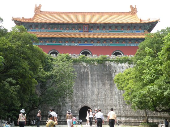 Xiaoling Tomb of Ming Dynasty: Tombeaux 3