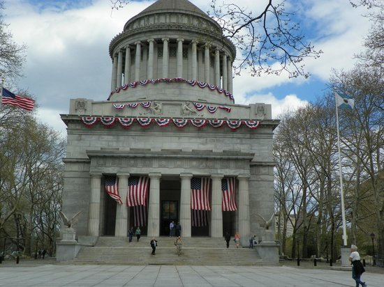 General Grant National Memorial : Grant's Tomb