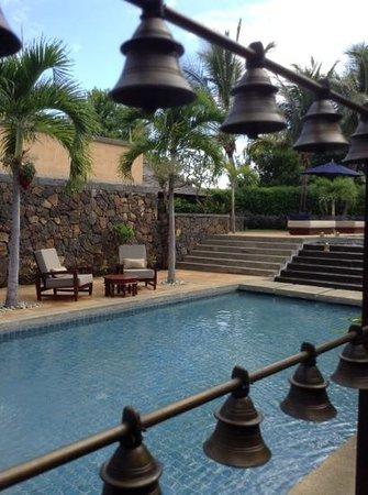 Maradiva Villas Resort and Spa : A peek at the Maradiva spa