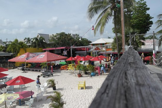 The Boatyard: view of boatyard