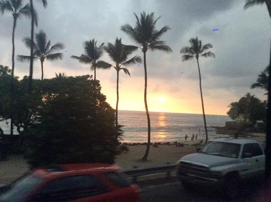 Roberts Hawaii: sunset Kona Hi