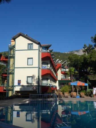 Sumela Garden Hotel: Вид на отель