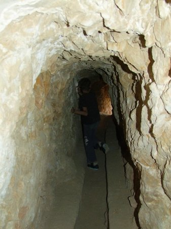 Zippori National Park: At the ancient aquaduct