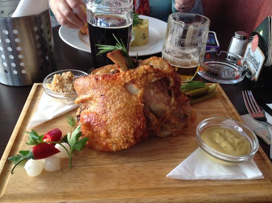 U Kroka : Pork Knuckle Heaven