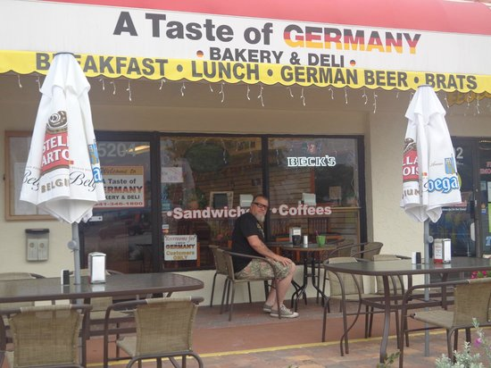 A Taste of Germany : Store Front