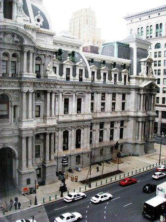 The Ritz-Carlton, Philadelphia : Вид из номера