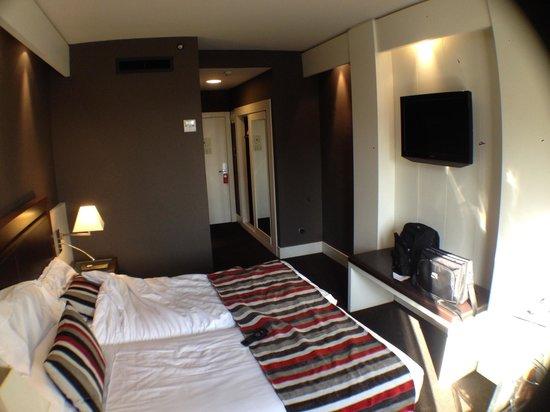 Hotel Royal Ramblas: My bedroom