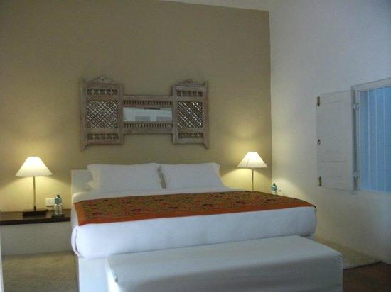 Taru Villas - Rock Villa : My room (2)
