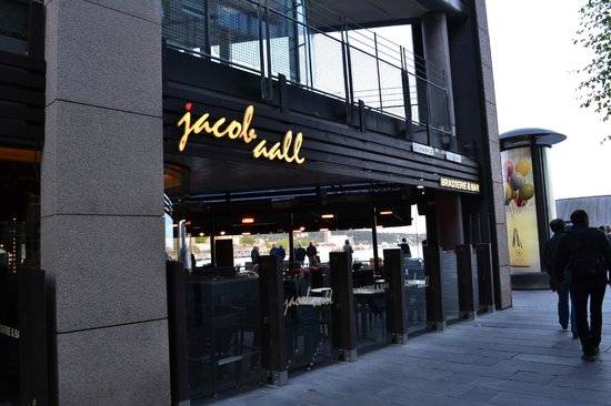 Jacob Aall Brasserie & Bar