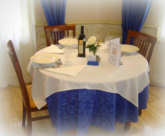 Hôtel de la Vallée : salle à manger
