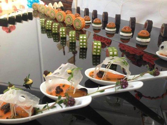 Wellness Cuisine: Amouse bouche