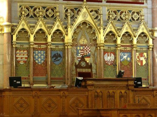 Parlement : Salle des séances